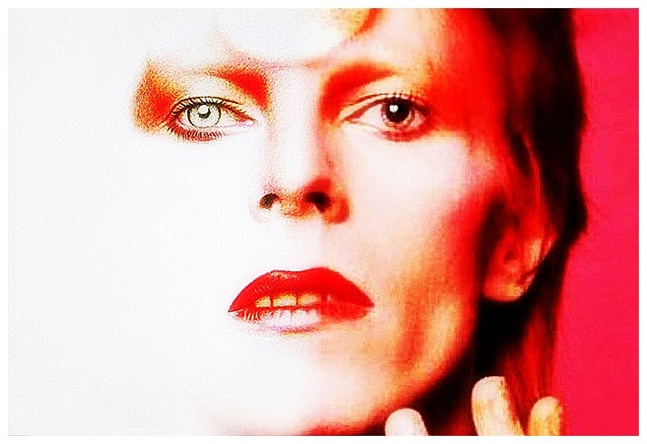 David Bowie's Lesser-Known Personas