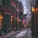 Photo of Boston MA street from Unsplash