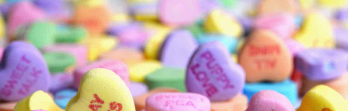 Valentine's candies