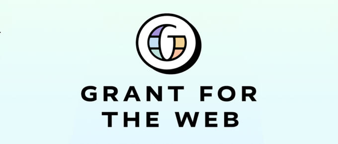 Grant for the Web logo