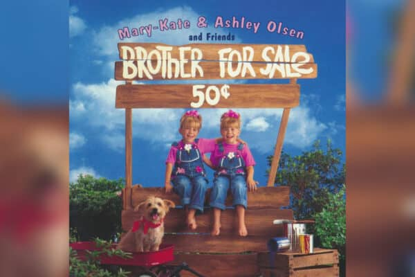 Album Cover of Olsen Twins' Brother For Sale CD