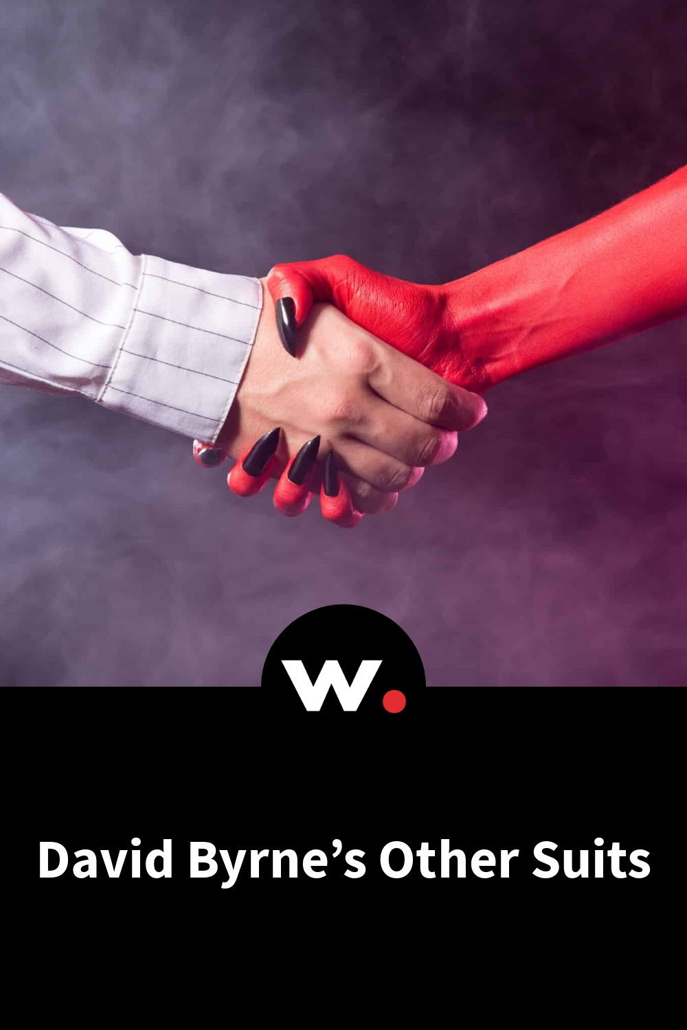 David Byrne's Other Suits