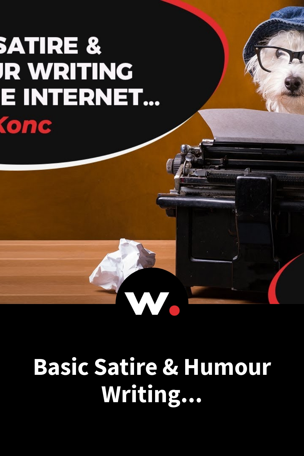 Protected: Basic Satire & Humour Writing…