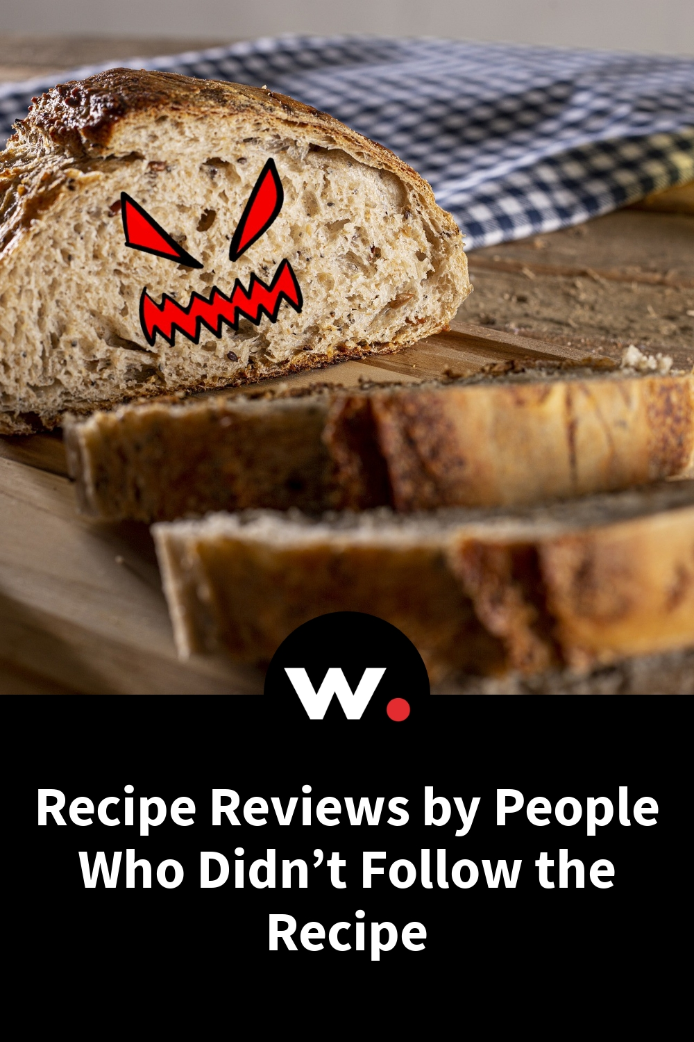 Recipe Reviews By People Who Didn't Follow the Recipe