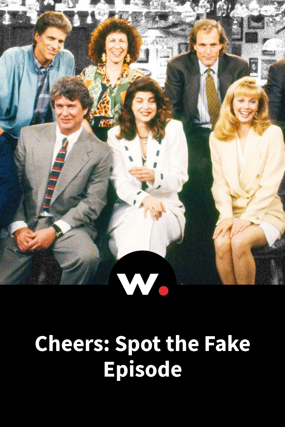 Cheers: Spot the Fake Episode