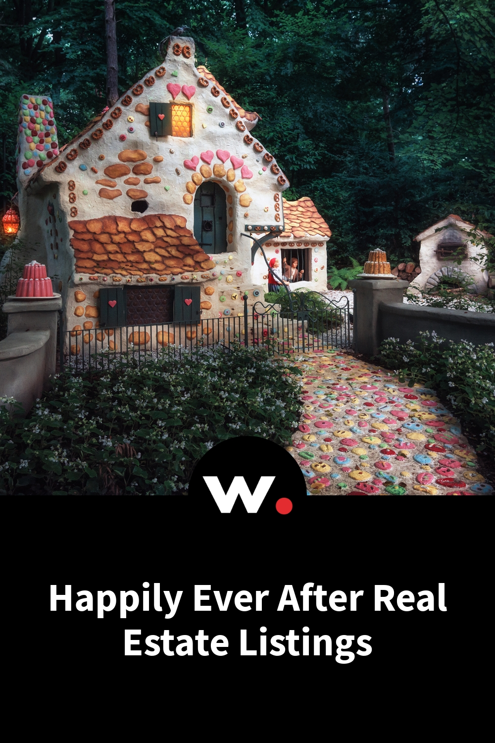 Happily Ever After Real Estate Listings