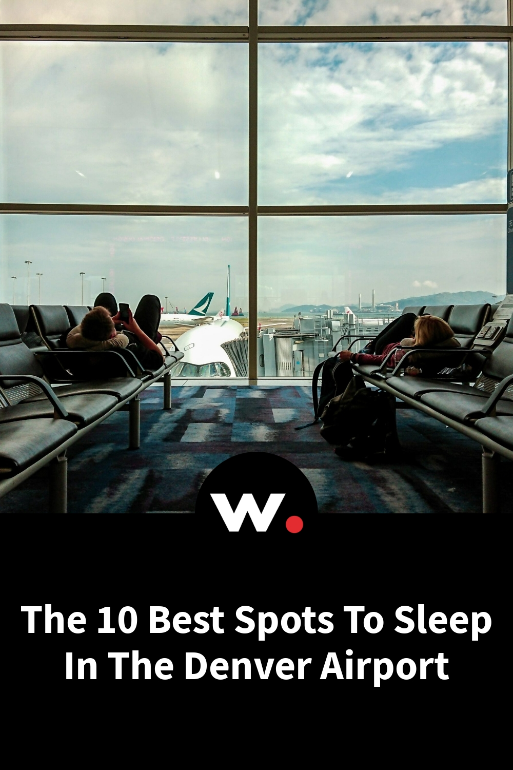 The 10 Best Spots To Sleep In The Denver Airport