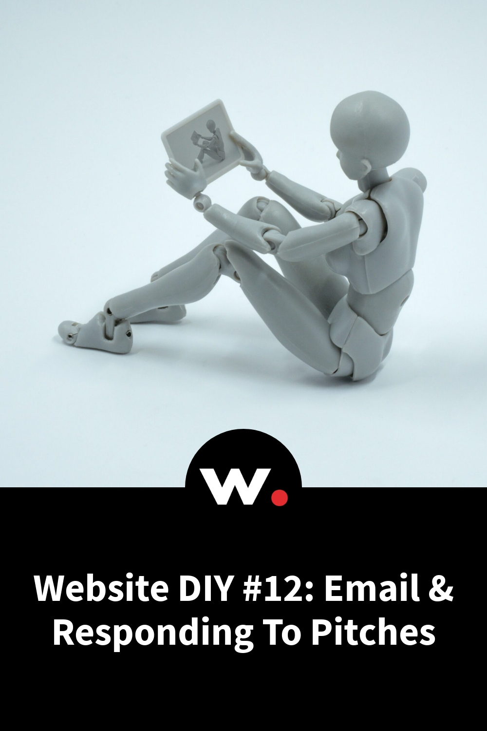 Website DIY #12: Email & Responding To Pitches