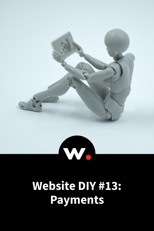 Website DIY #13: Payments