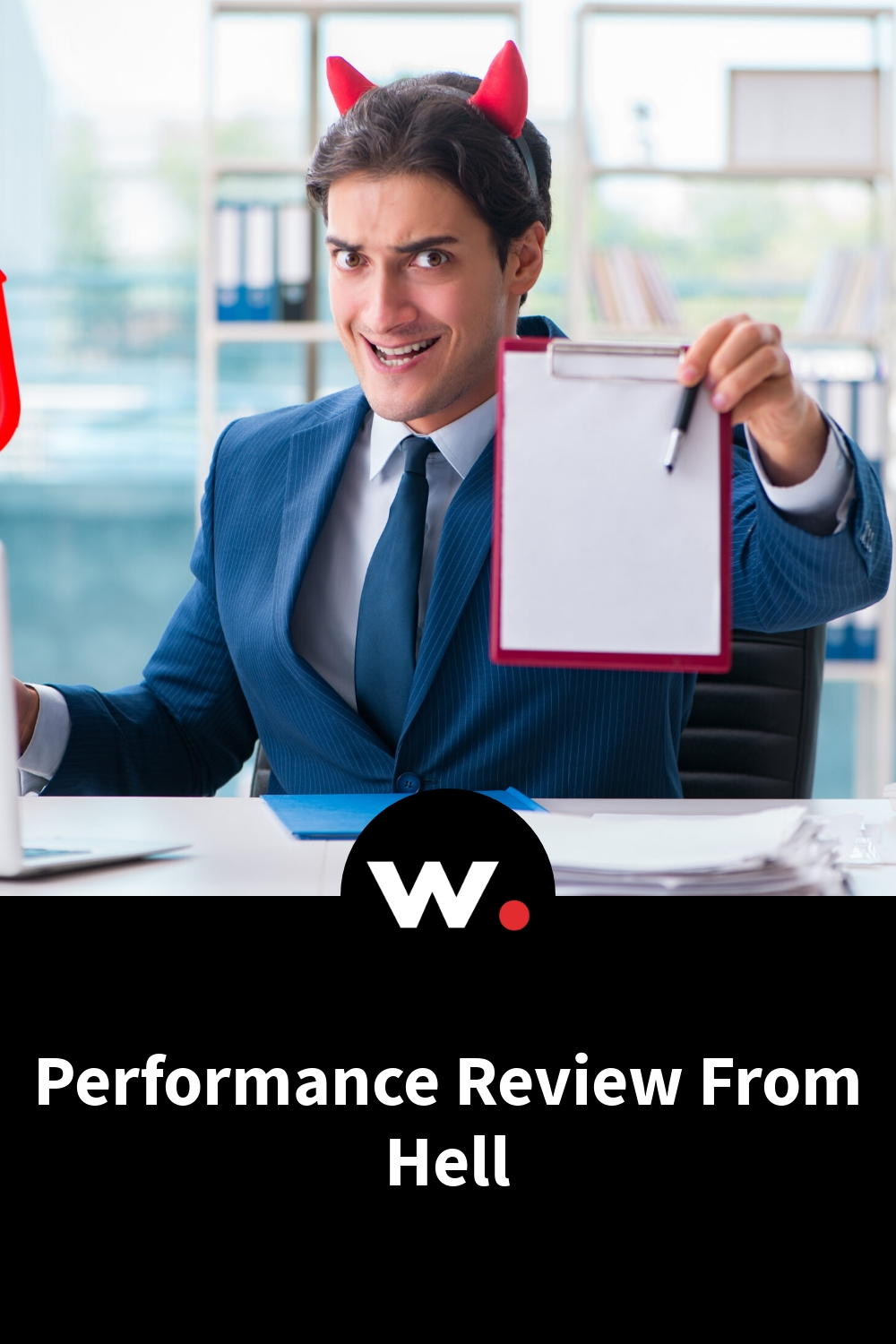 Performance Review From Hell